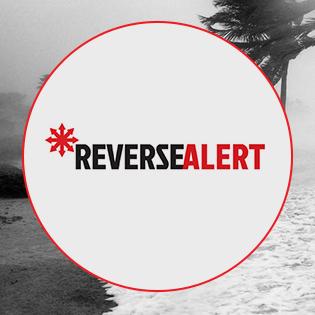 ReverseAlert Logo