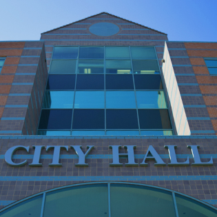 City Hall Front