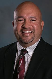 Gilbert Hernandez, Director Municipal Court Services