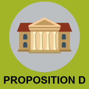 Proposition D - Libraries & Cultural