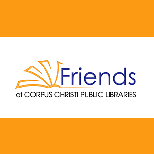 Friends of Corpus Christi Public Libraries Logo