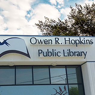 Owen R. Hopkins Public Library