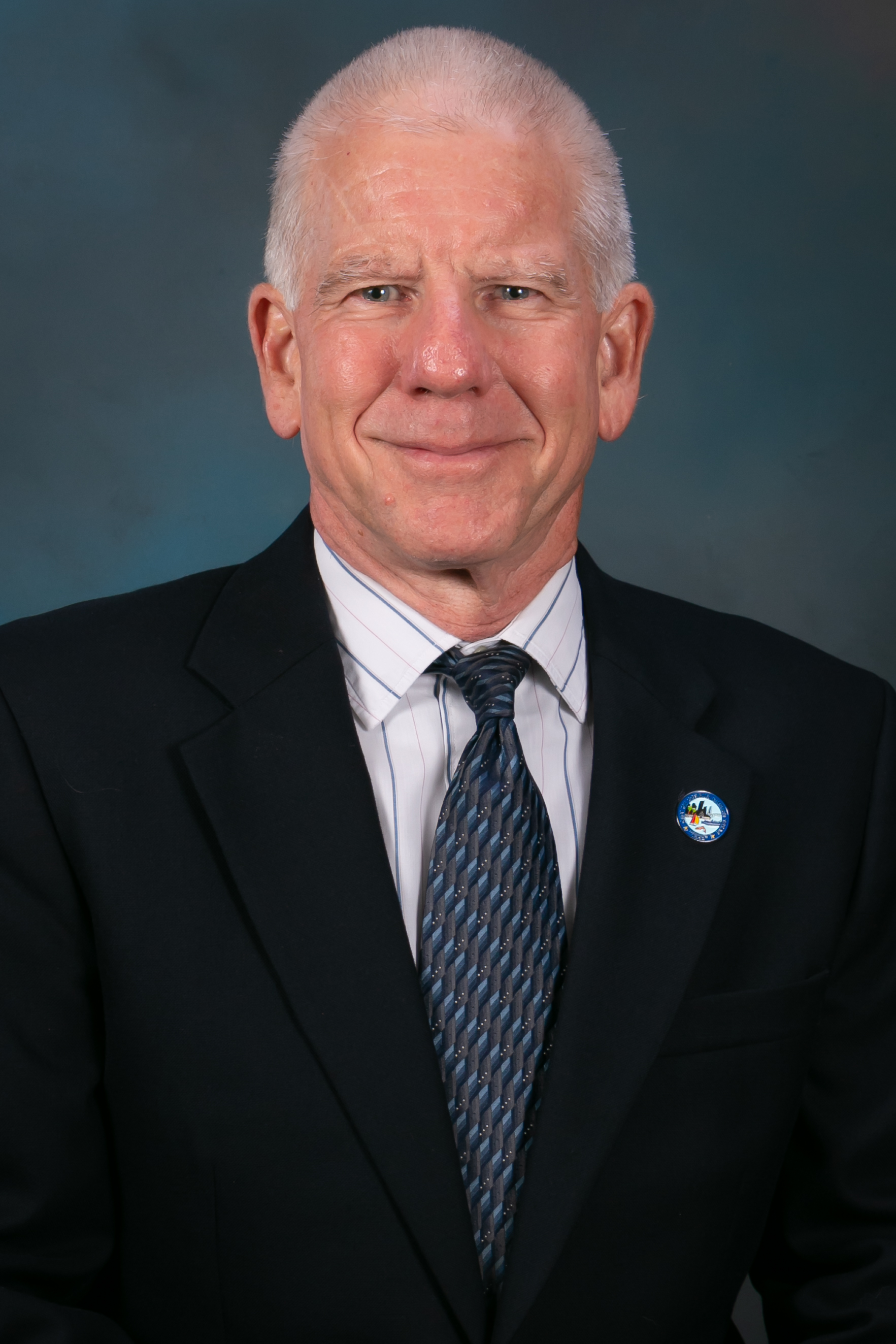 Eddie Houlihan, Director of Budget and Strategic Management