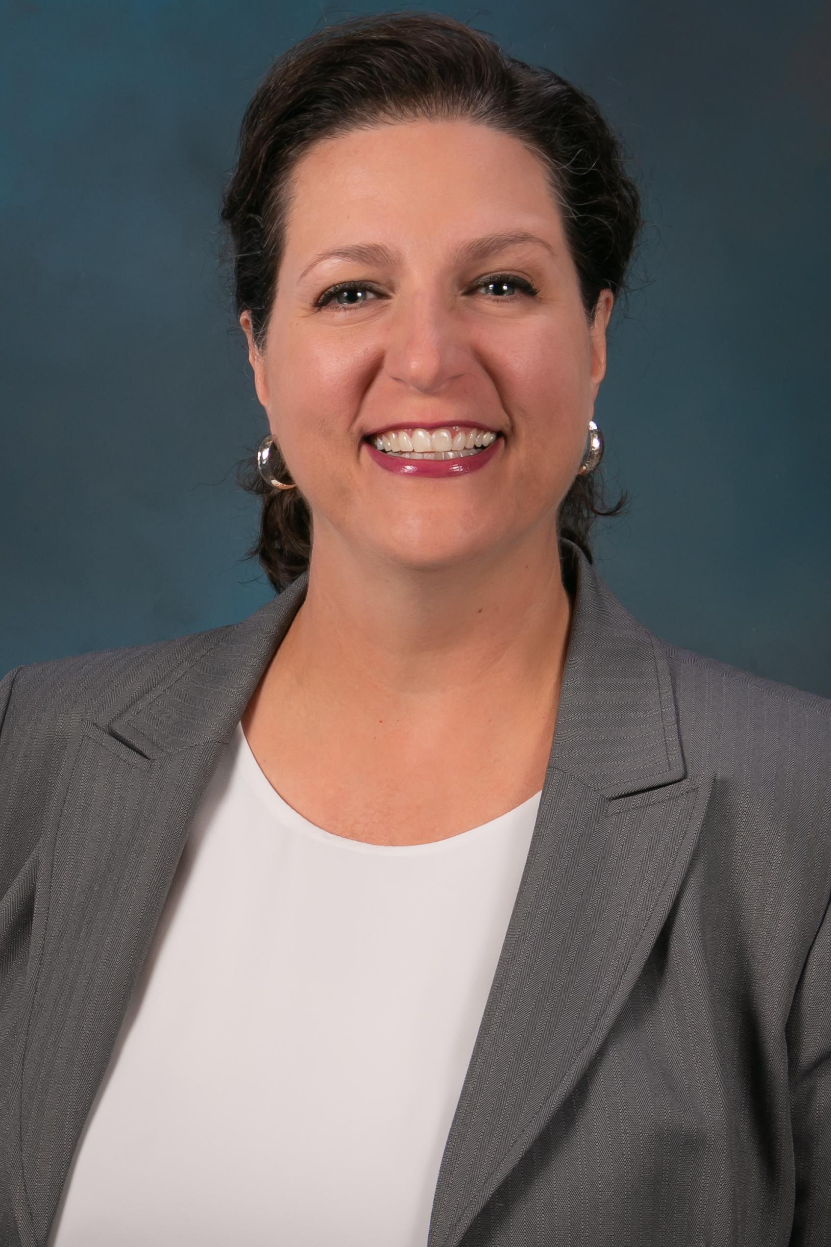 Gina Sanchez, Marina Superintendent