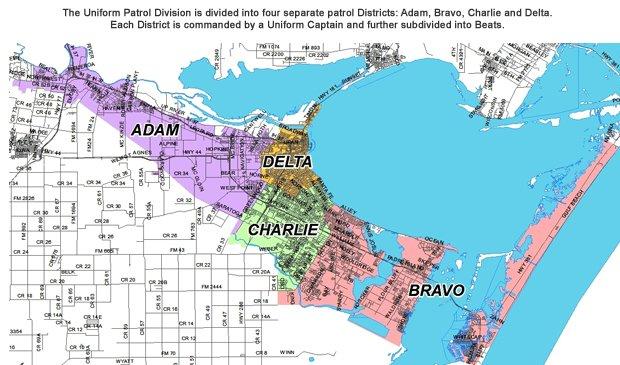 Operations Bureau | City of Corpus Christi on