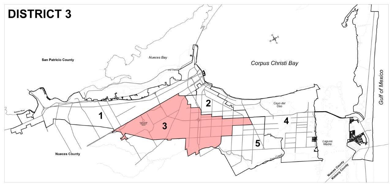 City Map Of Corpus Christi Texas on