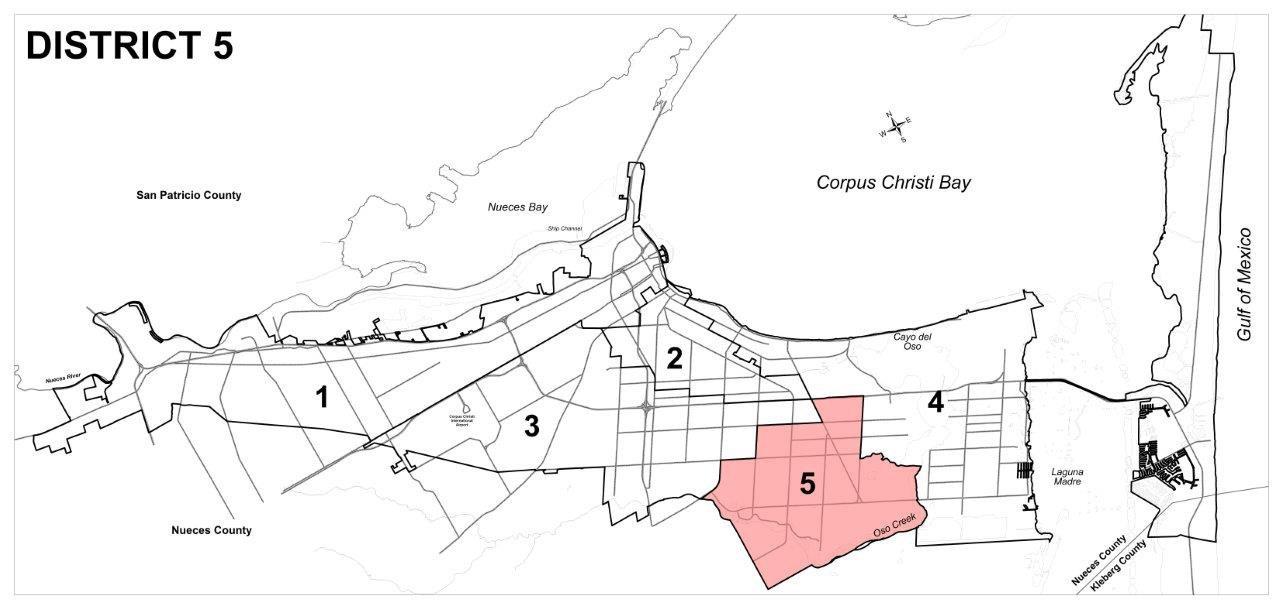 Council Member, District 5, Rudy Garza, Jr. | City of Corpus Christi