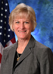 Pat Eldridge, Police Management Services Director