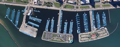 Marina Aerial View 2
