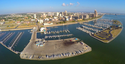 Marina Aerial View 3