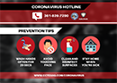 Preview of Coronavirus
