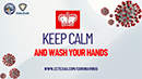Preview of Keep Calm and Wash