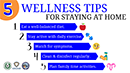 Preview of Wellness Tips for