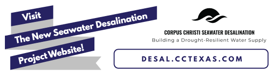 Visit The New Seawater Desalination Project Website!