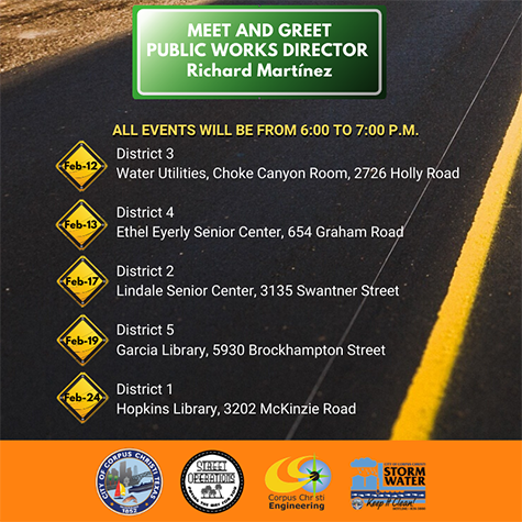 Public Works Meet and Greet
